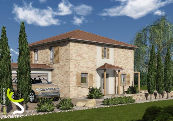 125 - 165 m² Lebensraum möglich
