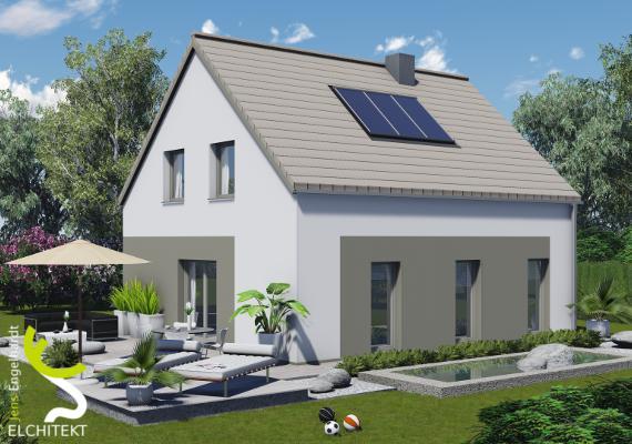 115 - 130 m² Lebensraum möglich