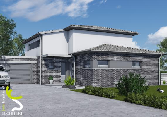 145 - 200 m² Lebensraum möglich