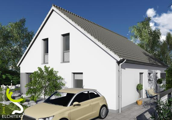 185 - 220 m² Lebensraum möglich