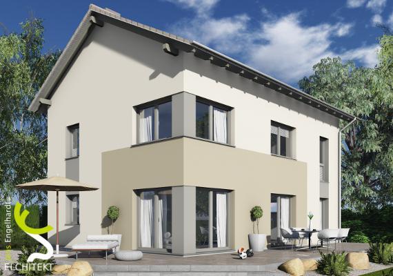 135 - 230 m² Lebensraum möglich