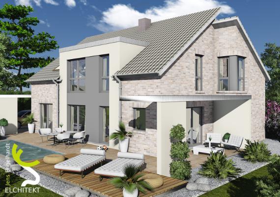 135 - 170 m² Lebensraum möglich