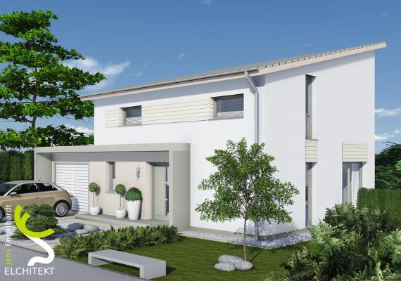 80 - 125 m² Lebensraum möglich