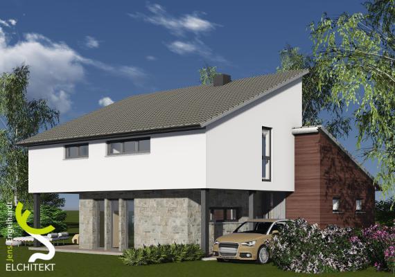 100 - 145 m² Lebensraum möglich